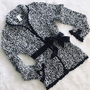 White House Black Market Sweater Cardigan